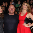 Michael Chiklis, daughters — Stock Photo