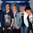 R5, including Ross Lynch — Stock Photo