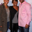 Salli Richardson Whitfield, Vanessa Bell Calloway, Dondre T. Whitfield — Stock Photo