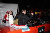 Sean Kanan, Lisa LoCicero, William deVry — Stock Photo