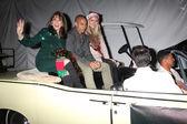 Kate Linder, Bryton James, Melissa Orday — Stock Photo