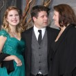Alexandra Astin, Sean Astin, Christine Astin — Stock Photo #36623533