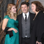 Alexandra Astin, Sean Astin, Christine Astin — Stock Photo #36626909
