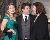 Alexandra Astin, Sean Astin, Christine Astin — Stockfoto