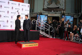 Ben Stiller, Tom Cruise — Stock Photo