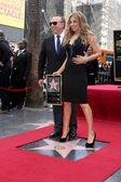 Thalia, Tommy Mottola — Stok fotoğraf