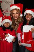 Thalia, Azucena Ortega, Analise Hoveyda — Foto Stock