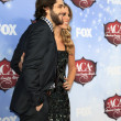 Thomas Rhett, Lauren Akins — Stock Photo