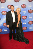 Randy Houser, Jessa Lee — Stock Photo