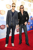 Florida Georgia Line (Brian Kelley, Tyler Hubbard) — Stock Photo