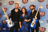 Charles Kelley, Hillary Scott, Dave Haywood, Lady Antebellum — Stock Photo