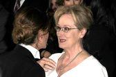 Julia Roberts, Meryl Streep — Stockfoto