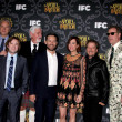 Tim Robbins, Haley Joel Osment, Steve Tom, Tobey Maguire, Kristen Wiig, David Spade, Will Ferrell — Stock Photo #38392233