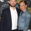 Stock Photo: Tobey Maguire, Jennifer Meyer
