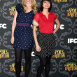 Stock Photo: Riki Lindhome, Kate Micucci