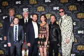 Tim Robbins, Haley Joel Osment, Steve Tom, Tobey Maguire, Kristen Wiig, David Spade, Will Ferrell — Stock Photo