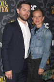 Tobey Maguire, Jennifer Meyer — Stock Photo