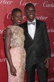 Peter Nyong'o (brother), Lupita Nyong'o — Photo