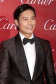 Byung Hun Lee — Stock Photo