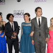 Stock Photo: Kaley Cuoco, Kunal Nayyar, Mayim Bialik, Jim Parsons, MelissRauch