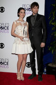 Adelaide Kane, Torrance Coombs — Stock Photo