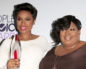 Jennifer Hudson, Julia Simpson — Stock Photo