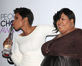 Jennifer Hudson, Julia Simpson — Stockfoto