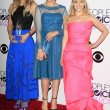 Stock Photo: Kaley Cuoco, Mayim Bialik, MelissRauch