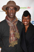 Isaiah Washington — Stock Photo