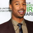 Michael B. Jordan — Stock Photo #38635015