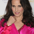 Andie MacDowell — Stock Photo #38647217