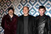 Jim Jefferies, Dan Bakkedahl, DJ Qualls — Stock Photo