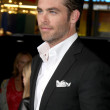 Foto de Stock  : Chris Pine