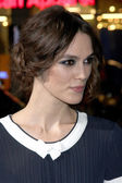 Keira Knightley — Stockfoto