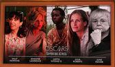 Nomination attrice di supporto — Foto Stock