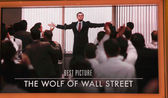 Wolf of Wall Street — Foto Stock