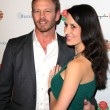 Ian Ziering, Erin Kristine Ludwig — Stock Photo