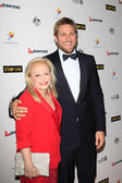 Jacki Weaver, Curtis Stone — Stock Photo