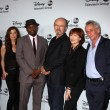 Mark Hildreth, Devin Kelley, Omar Epps, Kurtwood Smith, Frances Fisher, Matt Craven — Stock Photo