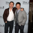 Christian Slater, Steve Zahn — Stock Photo