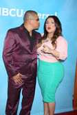 Fernando Vargas, Martha Vargas — Stock Photo