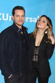 Jesse Lee Soffer, Sophia Bush — Стоковое фото