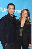 Jesse Lee Soffer, Sophia Bush — ストック写真