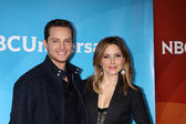 Jesse Lee Soffer, Sophia Bush — Foto Stock