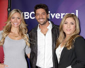 Aylin Mujica, David Ciarrocchi, Lorena Garcia — Stock Photo
