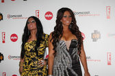 Olivia Bloise Sharp & Tracy DiMarco — Stock Photo