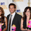 Nikki Reed, Peter Facinelli, Elizabeth Reaser — Stock Photo #39326763