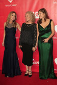 Sherry Goffin Kondor, Carole King, Louise Goffin — Stock Photo