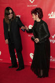 Ozzy Osbourne, Sharon Osbourne — Stock Photo