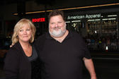April Margera, Phil Margera — Stock Photo